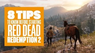 8 Tips You Need To Know Before You Start Red Dead Redemption 2 - Red Dead Redemption 2 Gameplay