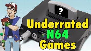 10 Underrated N64 Games