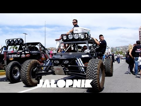 The Insane Baja Race You've Never Heard Of