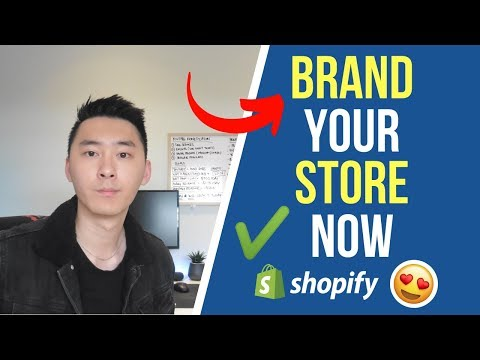 How To Turn Your Store Into A Long-term BRAND 2019 | Shopify Dropshipping thumbnail