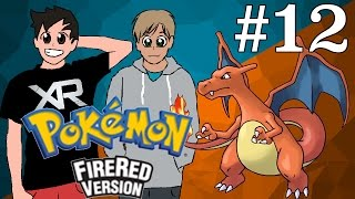 Pokemon Fire Red |#12| Bioshag Trinity