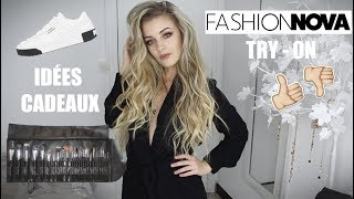 HAUL + ESSAYAGE FASHION NOVA