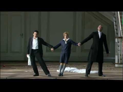 """Ildebrando D'Arcangelo - Non più andrai from """"Le nozze di Figaro"""" HD (720p)"""