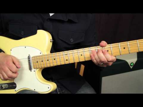 "Muddy Waters  ""Manish Boy"" - Blues Guitar Lessons - How to Play Guitar - Lesson Tutorial"