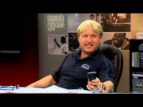 Fast Freddie - Clips of Comedian Frank Caliendo on Jon Gruden's Birthday