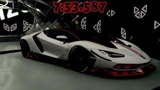 Forza Horizon 3   Goliath Circuit   7:53.587 Full Lap   Former WR