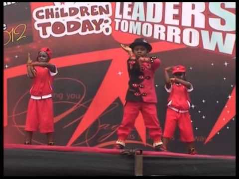 WONDERKID & WIZKID Stormed the Stage at Zenith Bank Xmas Youth Parade