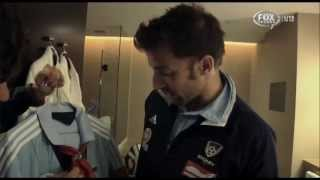 Del Piero Meets The Total Football Stylist
