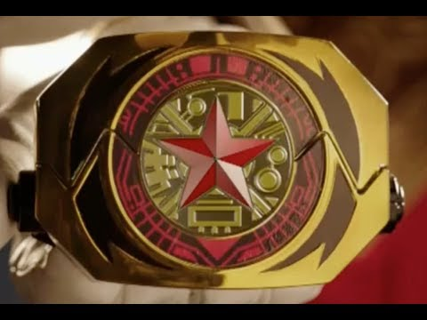 Power Rangers 25th Anniversary Episode | Tommy Morphs In To ALL His Ranger Forms!