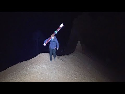 Night photography in Bryce Canyon National Park