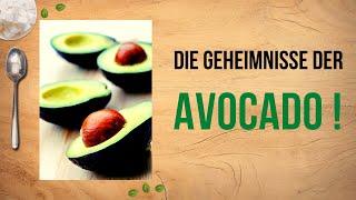 Was man mit der gesunden Avocadofrucht alles machen kann