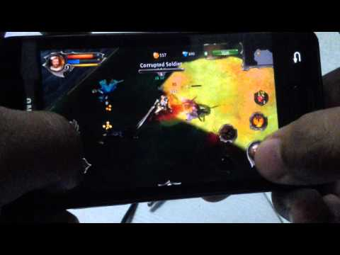 Dungeon Hunter 4 Apk+Data Di Galaxy S Advance