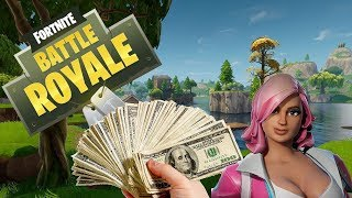 🔴 $25 FREE Tournament With Subscribers ENTER AND PLAY!! I Fortnite #UHC