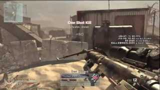 mw2 1v1 quick scope trickshot final killcam
