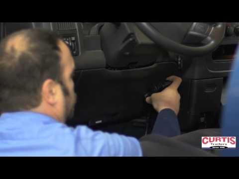 Curtis Trailers  Electric Brake Control Installation HD