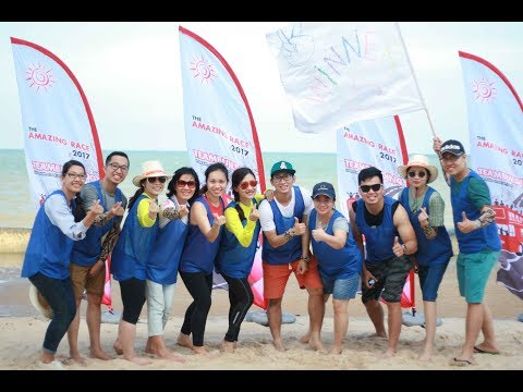 [TRIPPLANNER Teambuilding] HSBC VIETNAM - The Amazing Race 2017