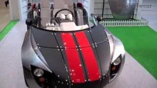 Toyota Camatte57s Concept 2013 Videos
