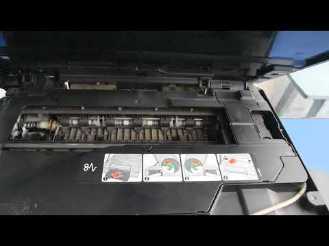 Brother DCP J100 Printer Cleanup/ All Brother Printer Cleanup
