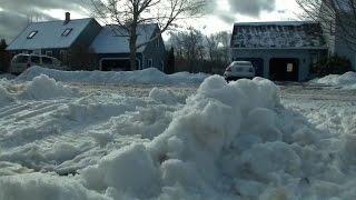 New York se prépare à une tempête de neige historique