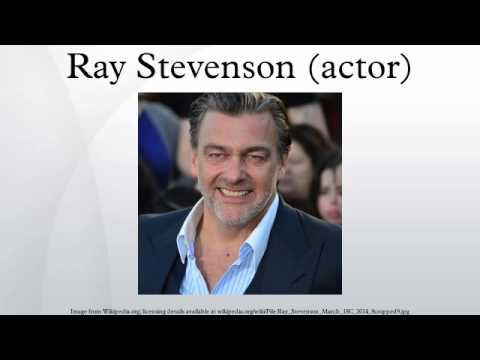 Ray Stevenson (actor)