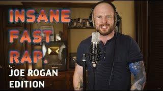 INSANE FAST RAP (Joe Rogan DISS)