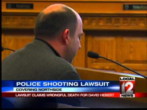 "LOCAL12 Lawsuit Filed In Shooting Death Of David ""Bones"" Hebert"