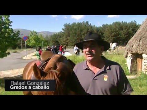 III Concentración a Caballo Gredos 2015 - Hoyos del Espino, Ávila (Spain) -