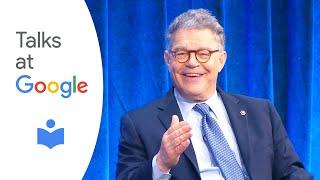 "Al Franken: ""Al Franken, Giant of the Senate"" | Talks at Google"