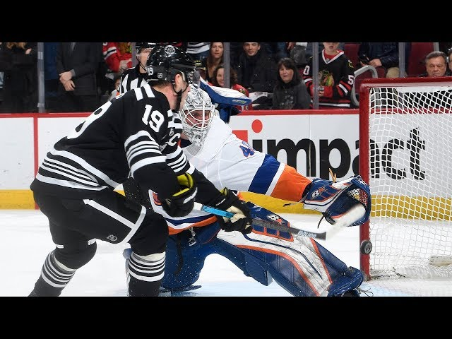 Blackhawks, Islanders take it to a shootout