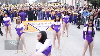 Southern University Vs Miles College @ Bacchus 2018 #BLOODYSUNDAY