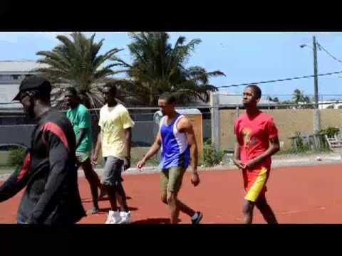 Antigua Grammar School YASCO Sports Day 2013