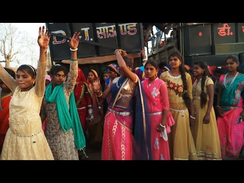 Part 2||Arjun R Meda ||Nagin Female Dance ||New Timli ||Marriage Dance |Narmada cancel |Adivasi Song