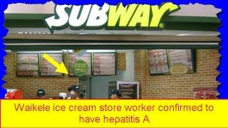 Ice Cream Hepatitis Warning™