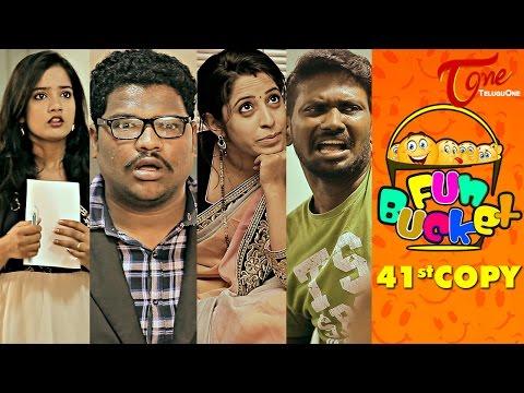 Fun Bucket   41st Copy   Funny Videos   by Harsha Annavarapu   #TeluguComedyWebSeries