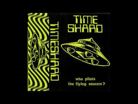Timeshard - Who Pilots The Flying Saucers? (Full Album 1991)