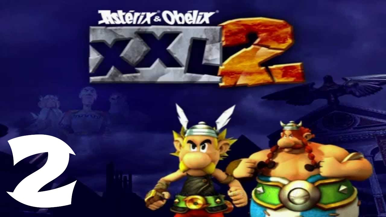 Download Asterix & Obelix XXL 2 Walkthrough Gameplay Part 2 - No Commentary (PC Remastered)