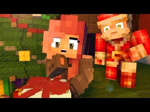 Santa Life - Craftronix Minecraft Animation - Видео из Майнкрафт (Minecraft)