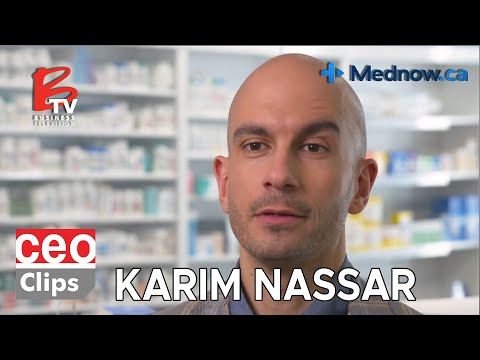 CEO Clips: Karim Nassar of Mednow (TSX.V: MNOW) | Canada's Online & Delivery-Based Virtual Pharmacy