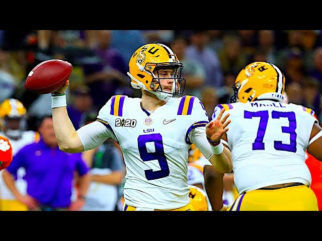 NBC Sports' Chris Simms: Why Joe Burrow Is a Sure Thing | 1/17/20