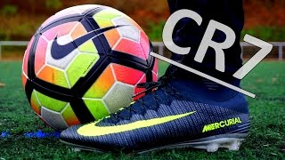 cristiano ronaldo boots test   nike mercurial superfly 5   chapter 3