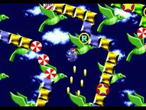 Sonic Rings PRO (Genesis) - Longplay