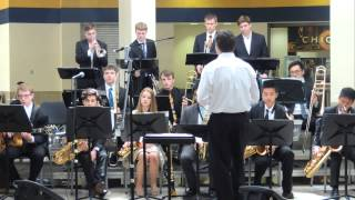Belly Roll (The Boy in the Tree)- 2013-14 Neuqua Valley Jazz Orchestra