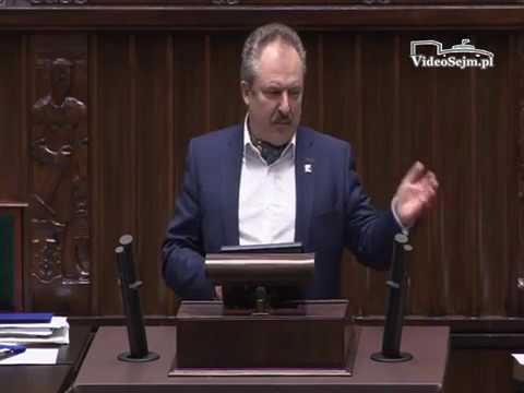 Marek Jakubiak – wystąpienie z 22 listopada 2017 r.