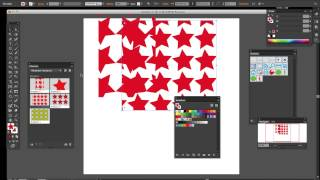 Illustrator CC 2014.2 -- Libraries and symbols, brushes etc (October 2014 New release)