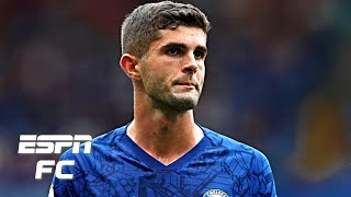 Would Christian Pulisic play more at Chelsea if he were English  Premier League