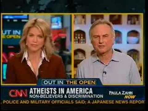 Richard Dawkins on Paula Zahn