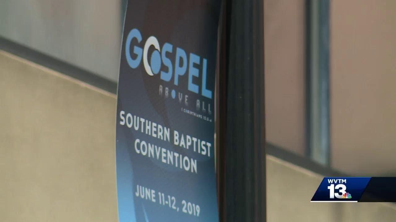 Southern Baptist Convention underway in Birmingham
