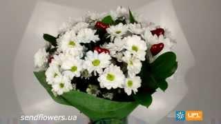 Букет Моей второй половинке. Заказать цветы на День Валентина - SendFlowers.ua(Заказать букет Моей второй половинке прямо сейчас: http://www.sendflowers.ua/product/moey_vtoroy_polovinke ..., 2014-02-13T15:54:40.000Z)