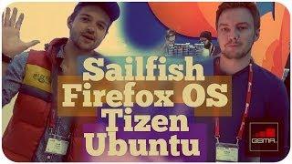 Маленькие, но гордые мобильные ОС: Sailfish, Ubuntu, Tizen, Firefox [MWC14]