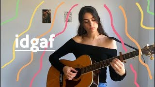connectYoutube - IDGAF - Dua Lipa